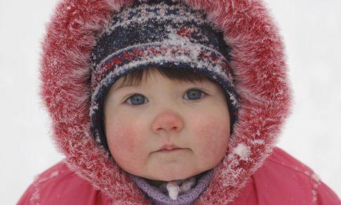 После прогулки у ребенка появилось пятно на щеке. Что это такое?