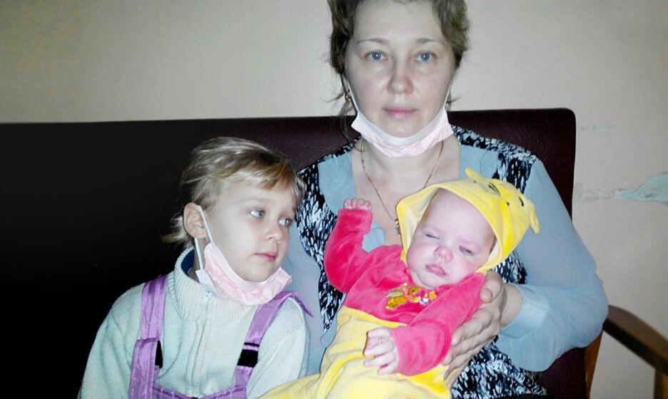Первая встреча с Машей в больнице