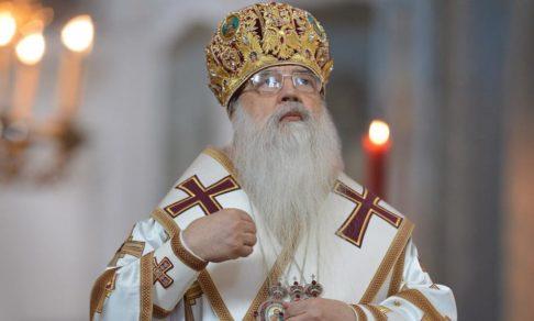 Митрополит Филарет (Вахромеев). О детстве, войне, жизни и тревогах Церкви