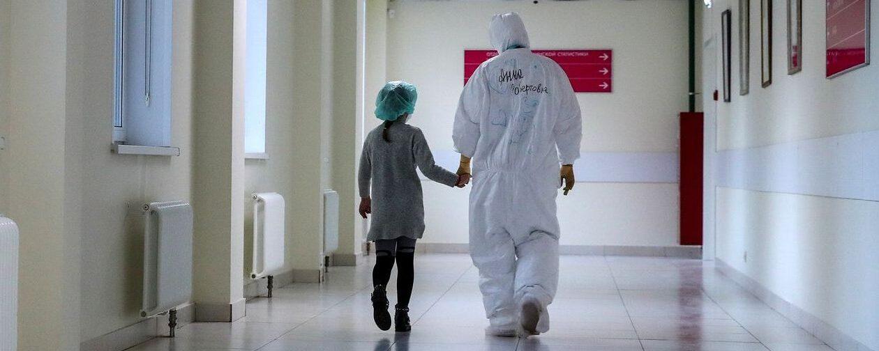 Британский штамм коронавируса особенно опасен для детей — так ли это?
