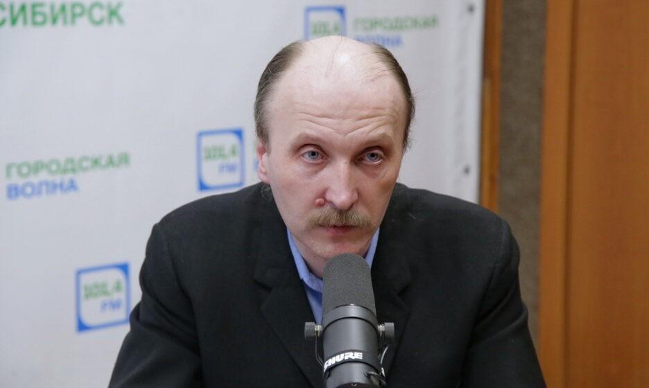 Андрей Андреев. Фото: Павел Комаров / nsknews.info