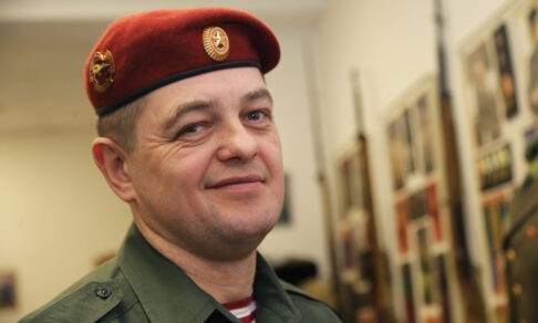 «Я привез из Чечни всех своих солдат». Офицер спецназа — о подрыве на мине, слезах героя и пятерых сыновьях