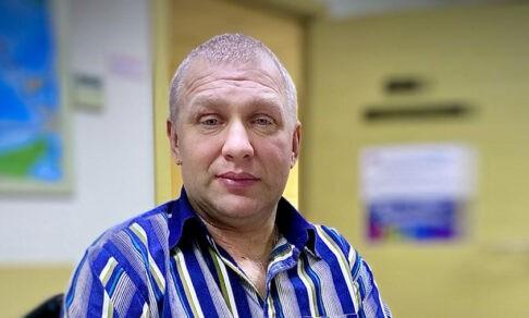 Сергея по пути с завода сбил пьяный полицейский. Компенсации до сих пор нет