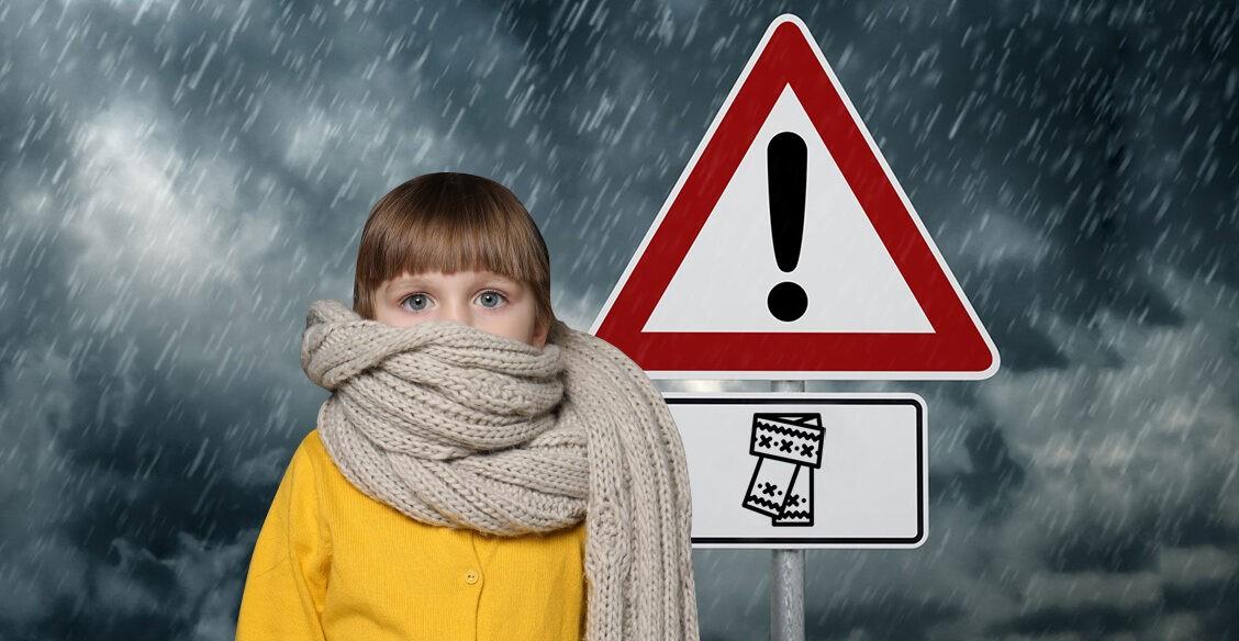 Шарф может быть опасен для ребенка. Что нужно знать родителям, чтобы не случилось беды