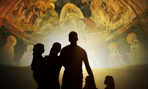 Как один дед умер и воскрес