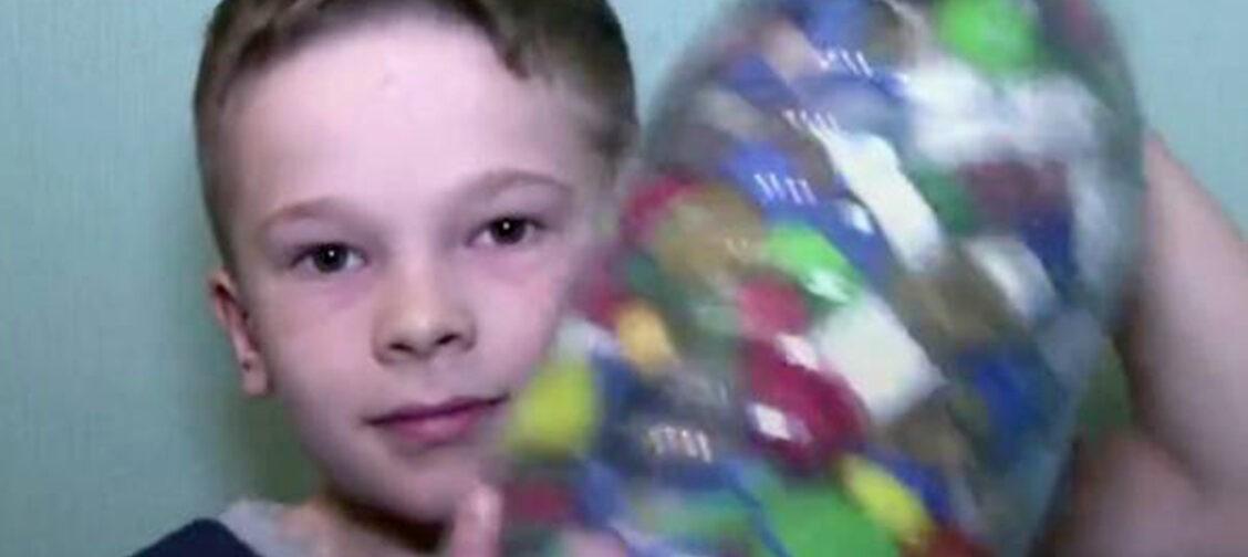 8-летний Саша мечтал о новой игрушке. Но все деньги отдал на лечение другому ребенку