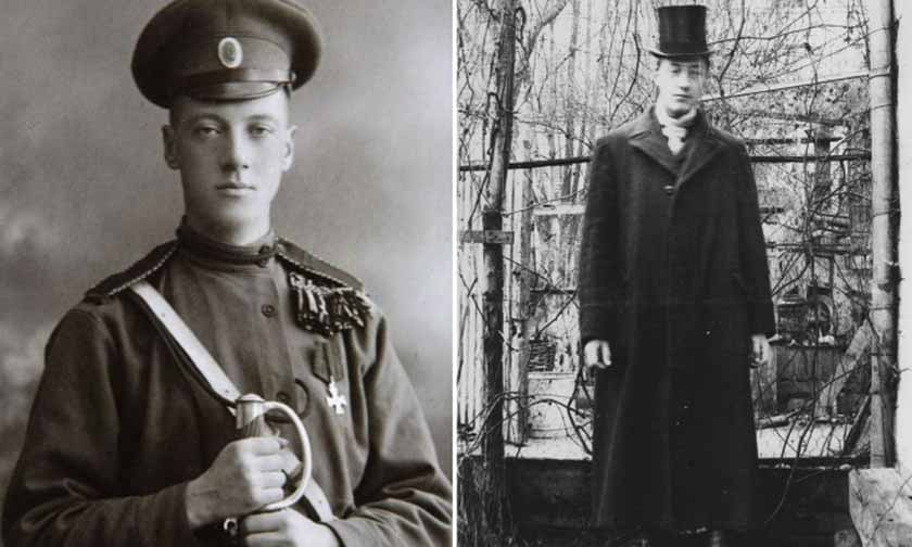 «На земле я никакого страха не боюсь…» Памяти Николая Гумилева
