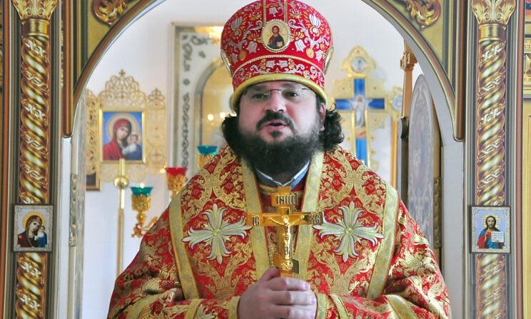 «Пасхальную радость несите людям!» — архиепископ Якутский и Ленский Роман