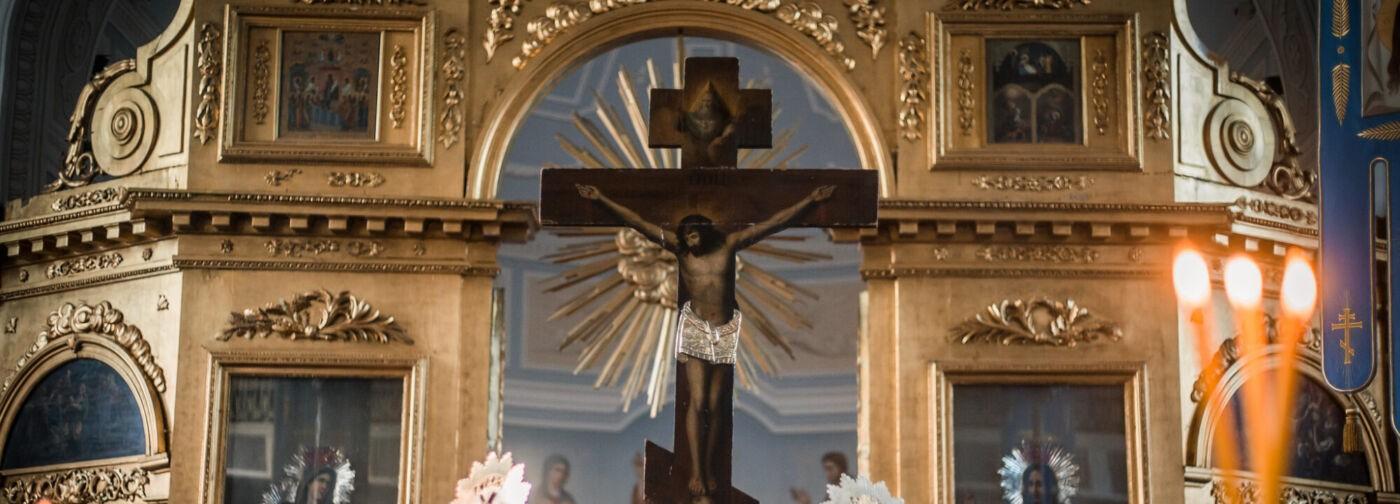 Христос — на крест, а мы — по магазинам?..