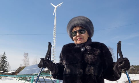 «Мы центр России, а не точка в тайге». Валентина Паисьева сломала позвоночник, но изменила жизнь поселка