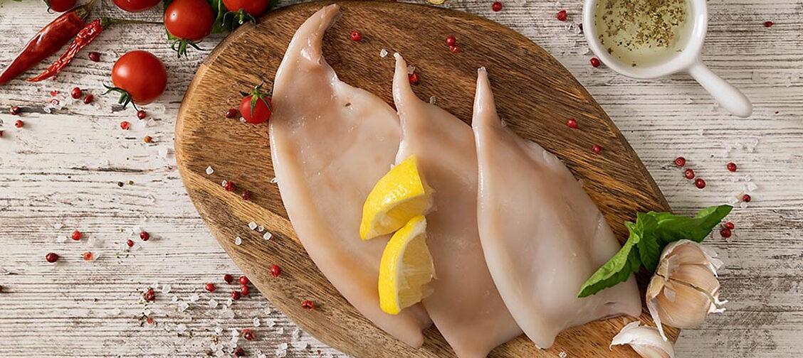 Кальмары. Постные рецепты от священника Петра Гурьянова