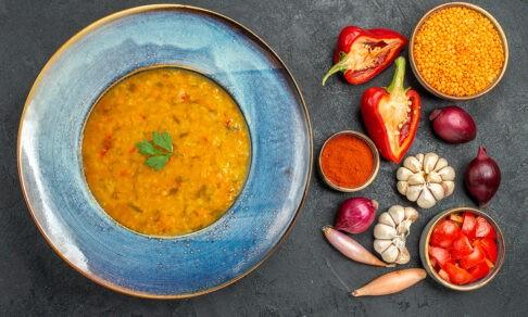 Чечевичный суп, мусака и слоеный пирог с картофелем. Постные рецепты из Болгарии