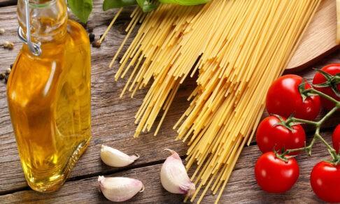 Паста по-итальянски. Постные рецепты от священника Петра Гурьянова