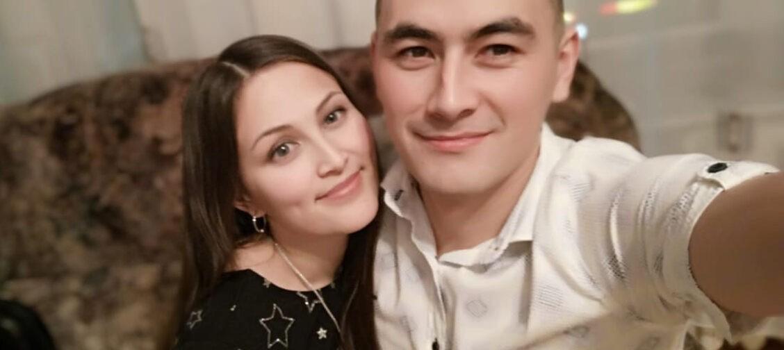После инсульта 26-летняя Диля впала в кому. Через месяц она пришла в себя и родила дочь