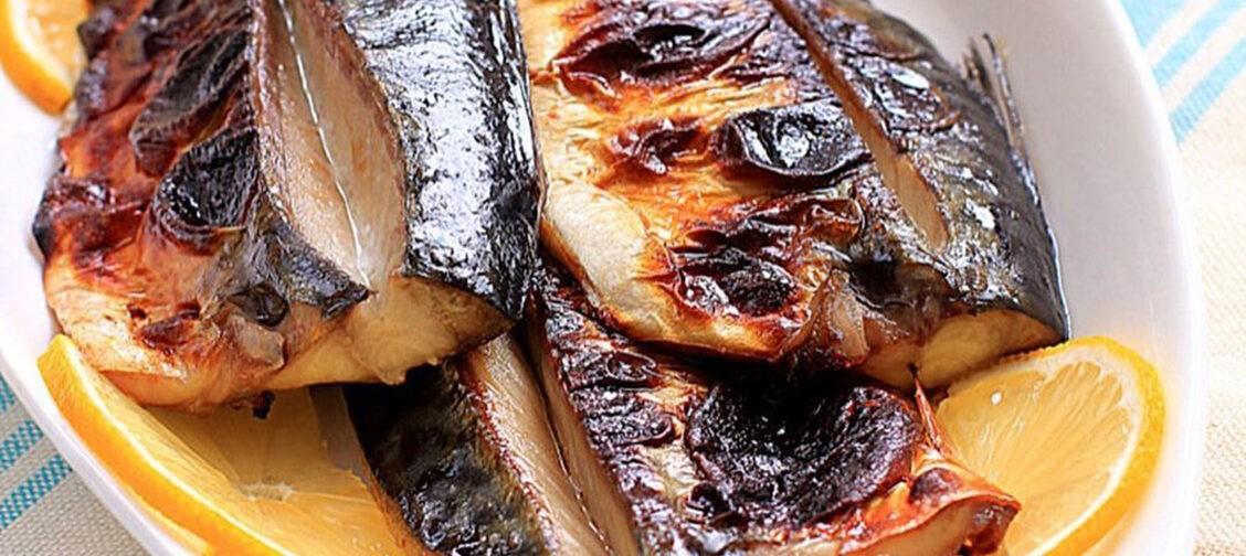 Печеная скумбрия. Постные рецепты от священника Петра Гурьянова