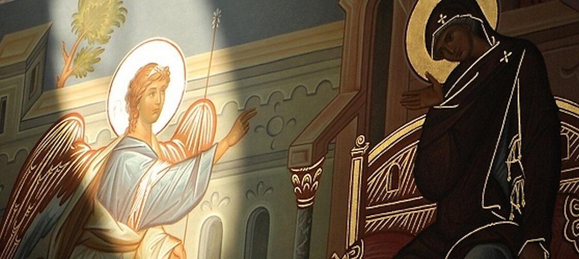 Неверие, недоумение и бездна смирения. Тайна Благовещения