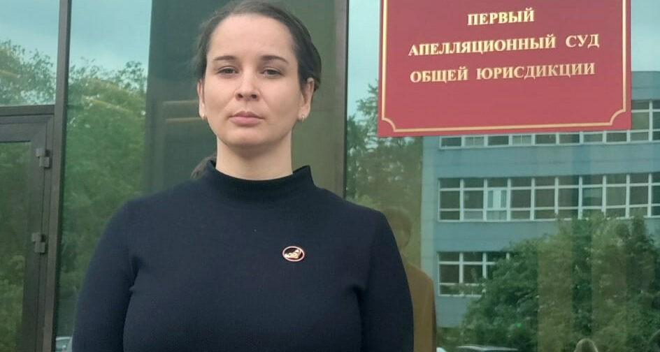 «Было очевидно — они не отцепятся сразу». Элина Сушкевич — об отмене оправдательного решения по своему делу