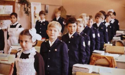 Миф о советской школе