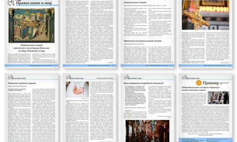 Православная стенгазета № 21 (596)