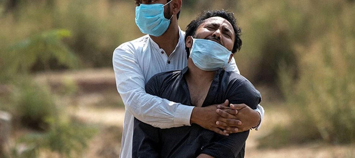 В Индии возник наиболее заразный штамм коронавируса. Он угрожает всему миру?