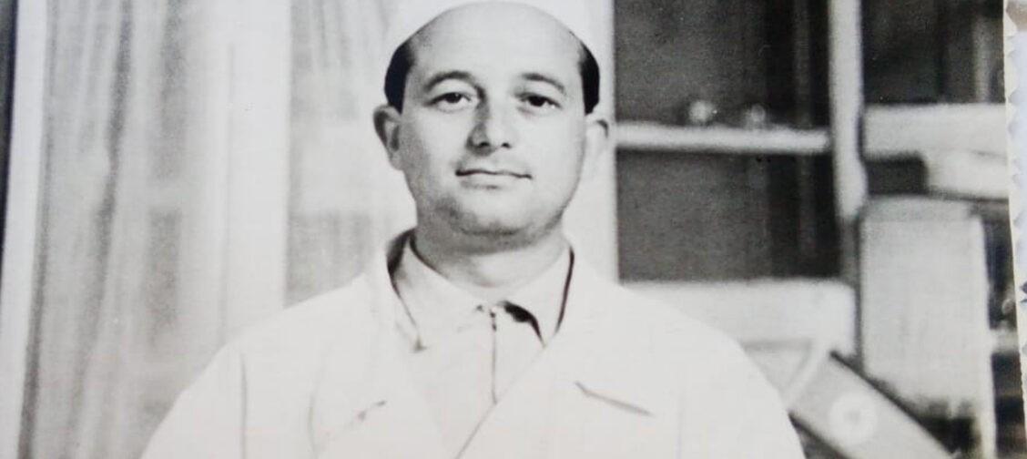 «Моя мама оперировала раненых». Фтизиатр Владимир Либенсон — о военном детстве и победах врача