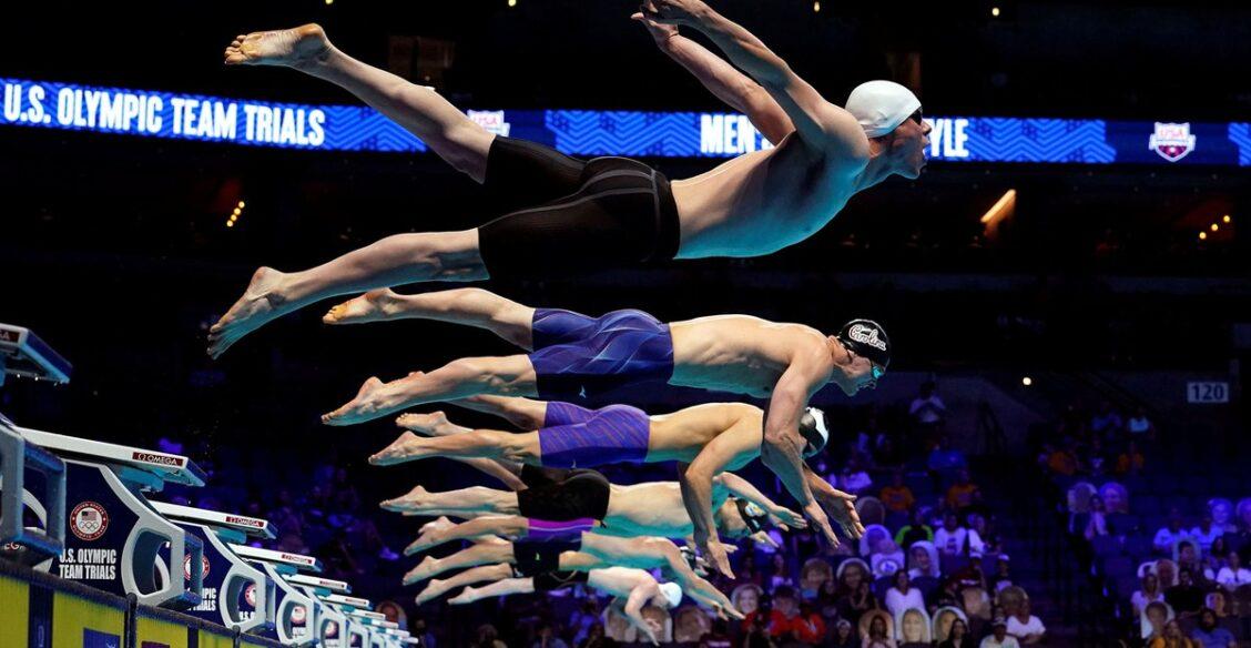Спортсмены готовятся к Олимпиаде в Токио. 10 фото