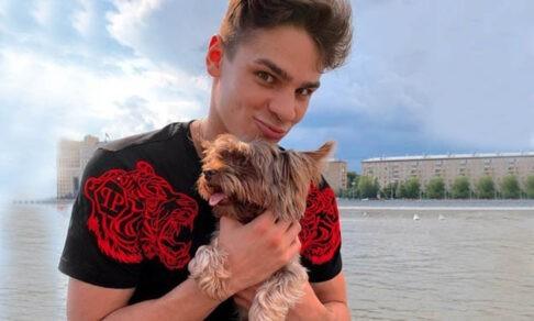 Маска с котиком и пес на Олимпиаде. Фото российских спортсменов с их питомцами