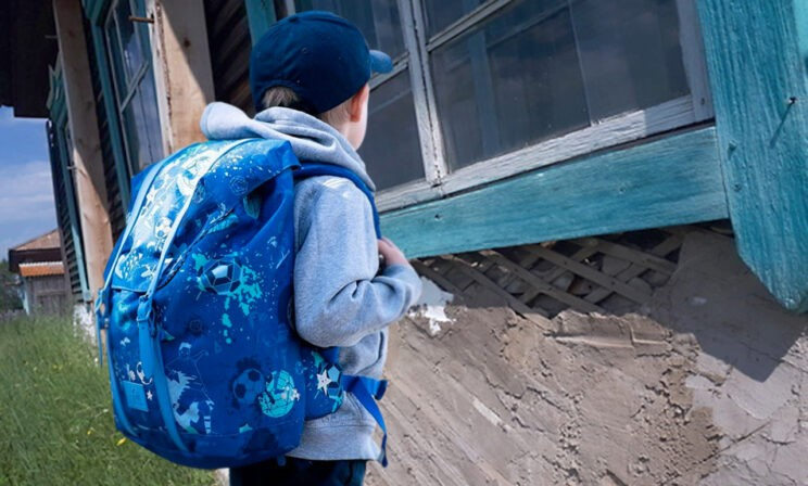 «А если потолок на детей рухнет?» 5 школ, которые не открылись к учебному году