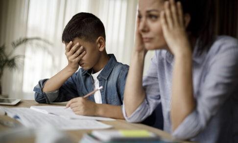 Компьютеров не хватает, дети не слушают. Школы переходят на дистант по всей стране
