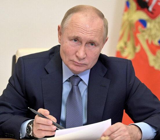 Путин объявил нерабочими дни с 30 октября по 7 ноября. Важное