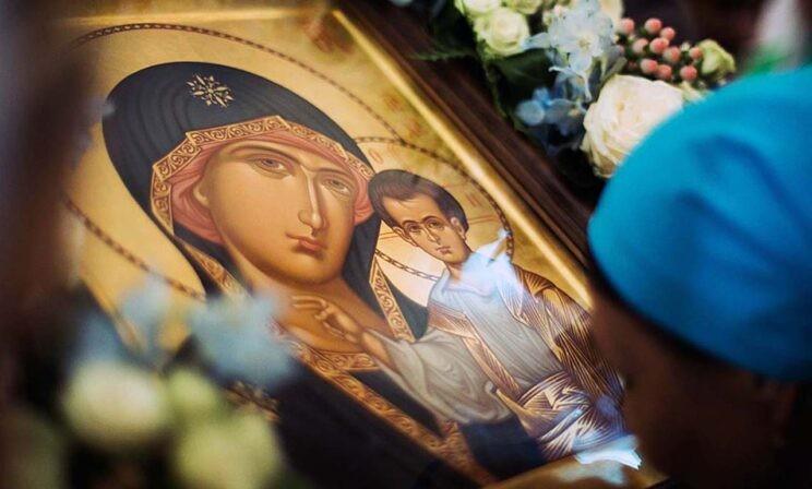 Деревенский парень и Богородица. Как Она спасла будущего святого