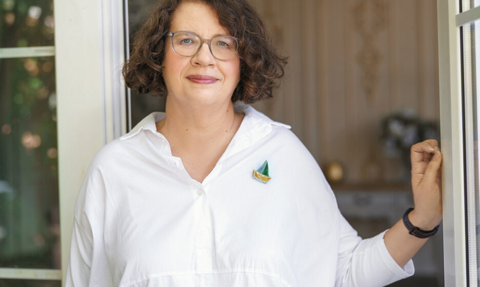 Людмила Петрановская, к доске!