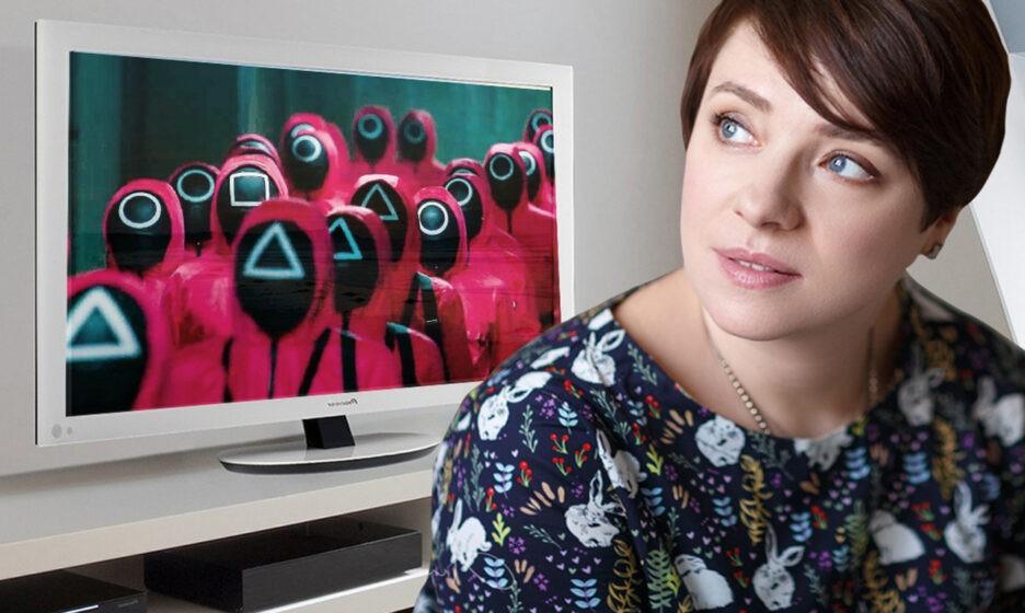 """Тутта Ларсен: «Я против того, чтобы дети смотрели """"Игру в кальмара"""" бесконтрольно»"""