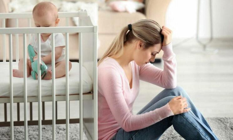 Мама с детьми выпала из окна, оставив записку. 10 признаков того, что у вас послеродовая депрессия