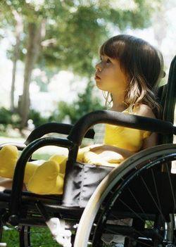 Дети инвалиды и общество