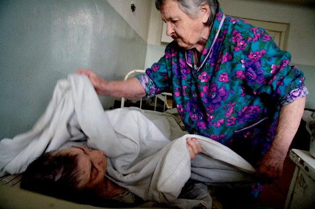 голландский дом престарелых бейт юлис в хайфе на горе кармель