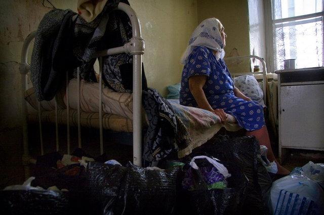 Дом престарелых в елатьме договор проживания в доме престарелых