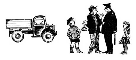 Папа, мама, восемь детей и грузовик