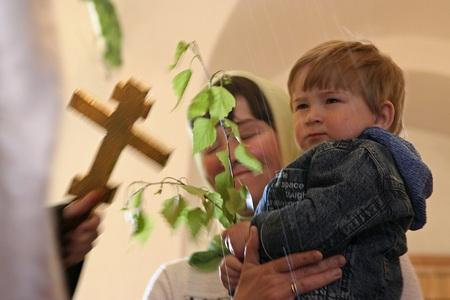 День Святой Троицы в 2017 году