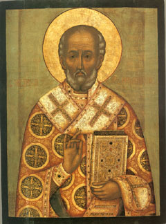 Николай Чудотворец. Святитель Николай, архиепископ Мир Ликийских, чудотворец