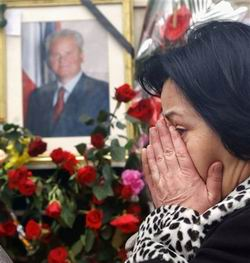 Смерть Слободана Милошевича