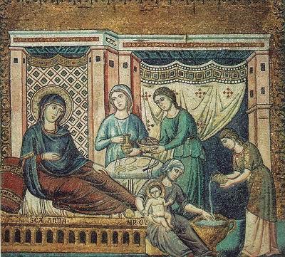 Рождество Богородицы – 21 сентября 2017 года