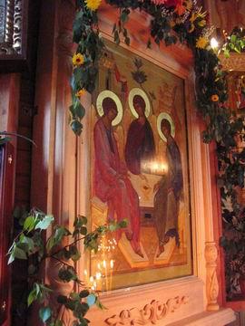 День Святого Духа - Духов день