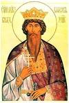 Святой Вячеслав, князь земли чешской…